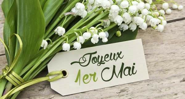 Joyeux 1er mai !