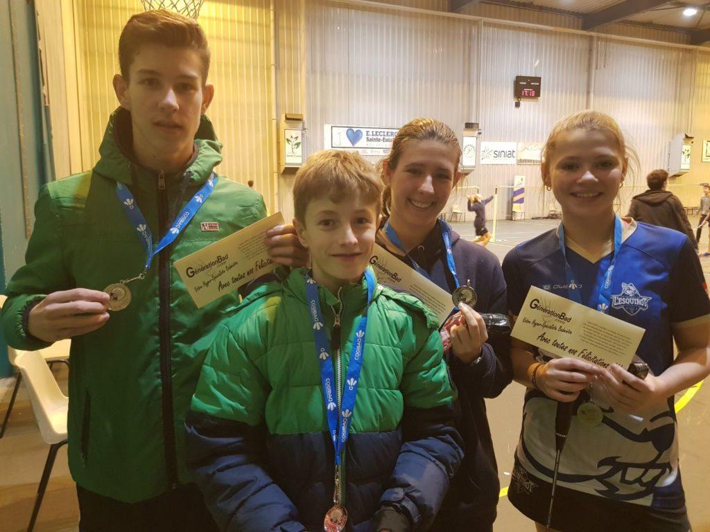 Championnat de Gironde Jeunes St Eulalie