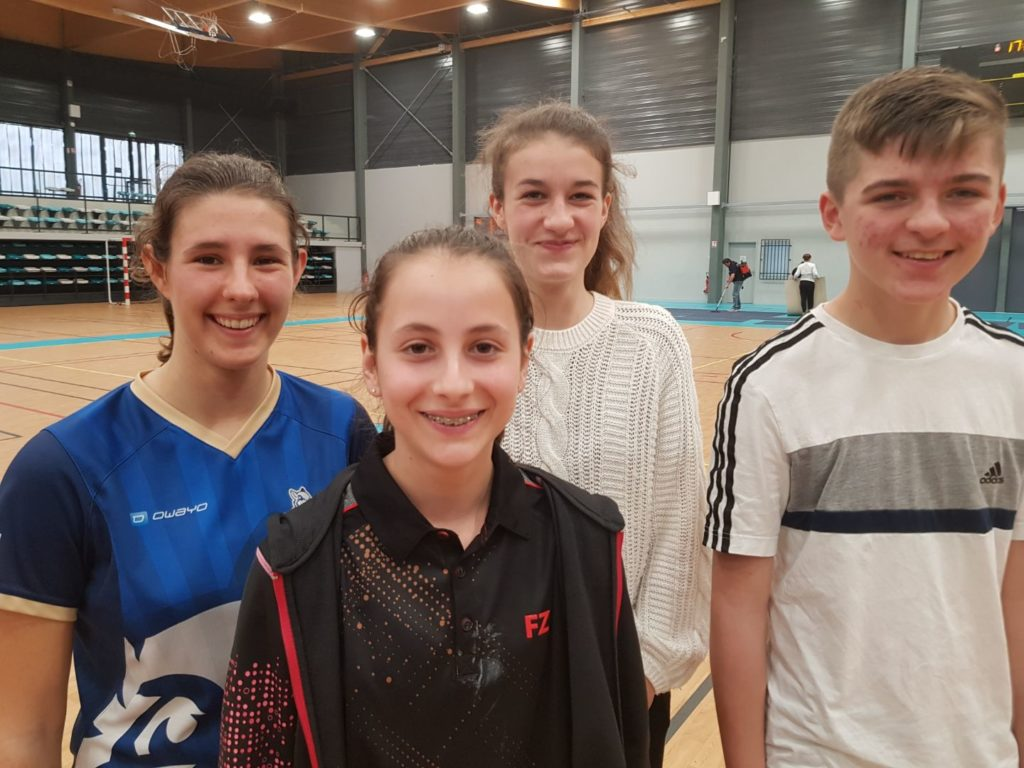 Championnats Régionaux Jeunes à Pessac