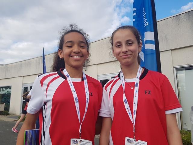 Championnat de France jeunes : en cours !