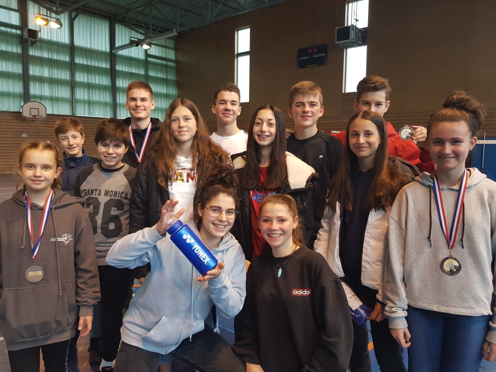 7 et 8 mars 2020 : championnat regional jeunes à Isle